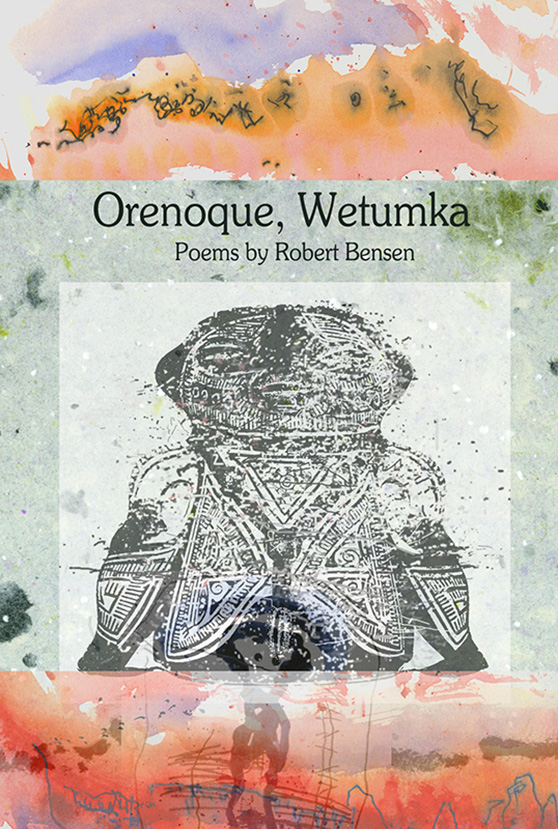 Orenoque Wetumka book cover