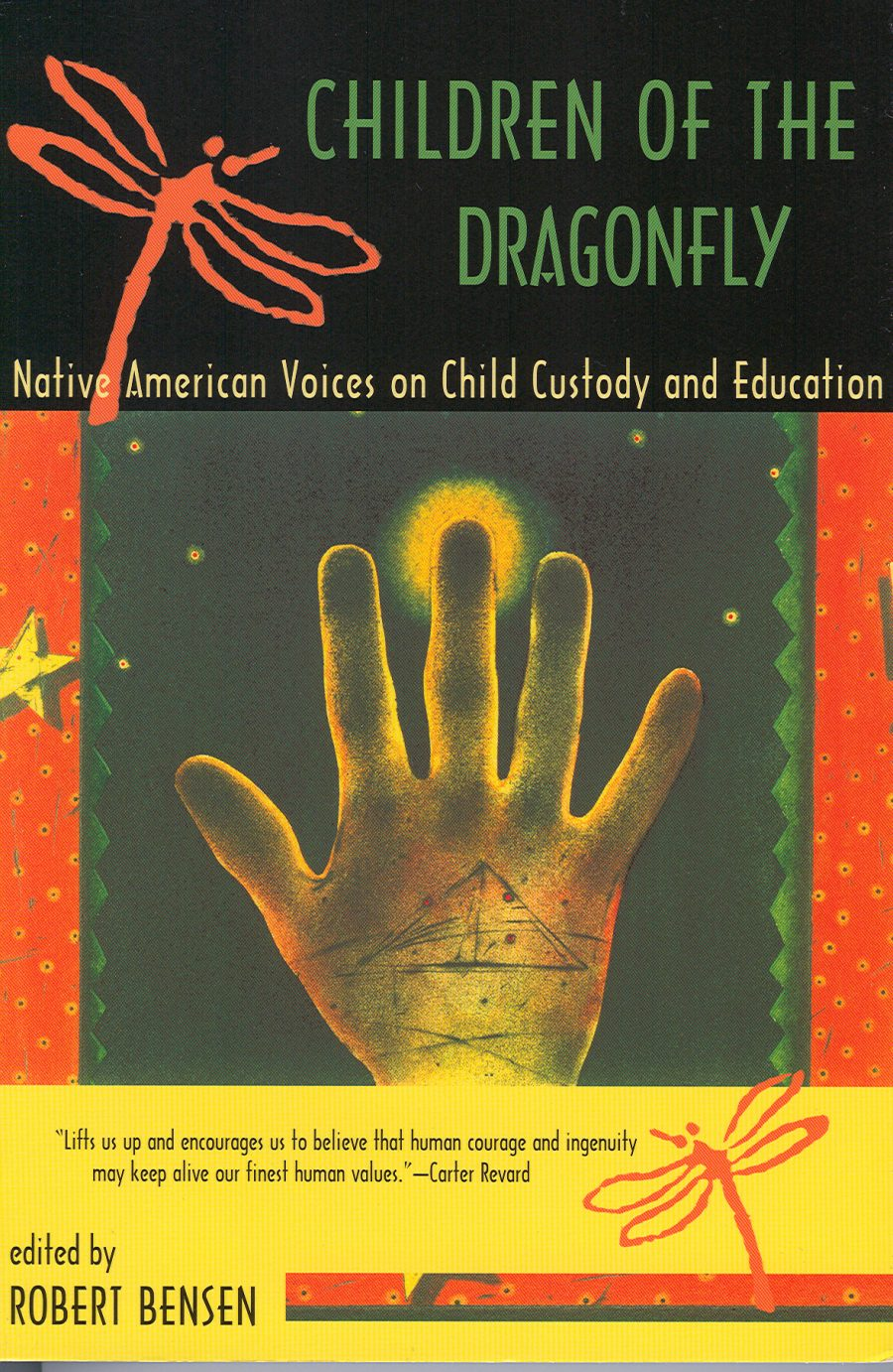 Children of the Dragonfly book cover