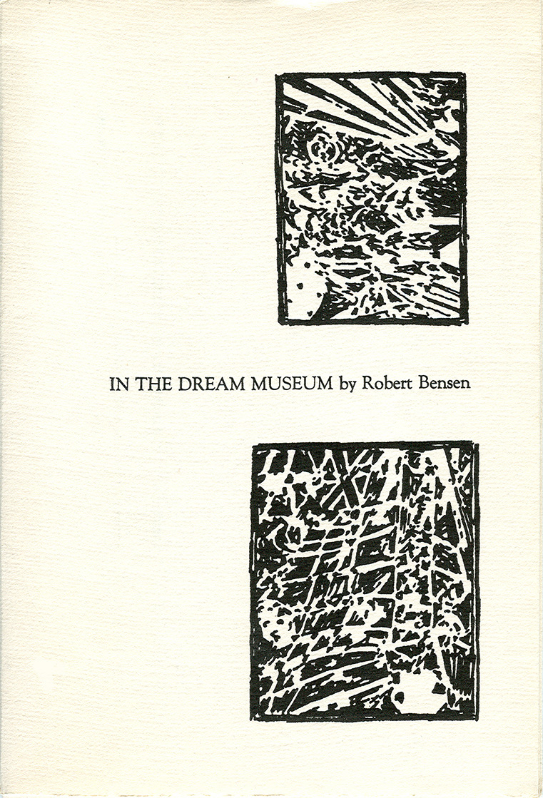 In the Dream Museum book cover