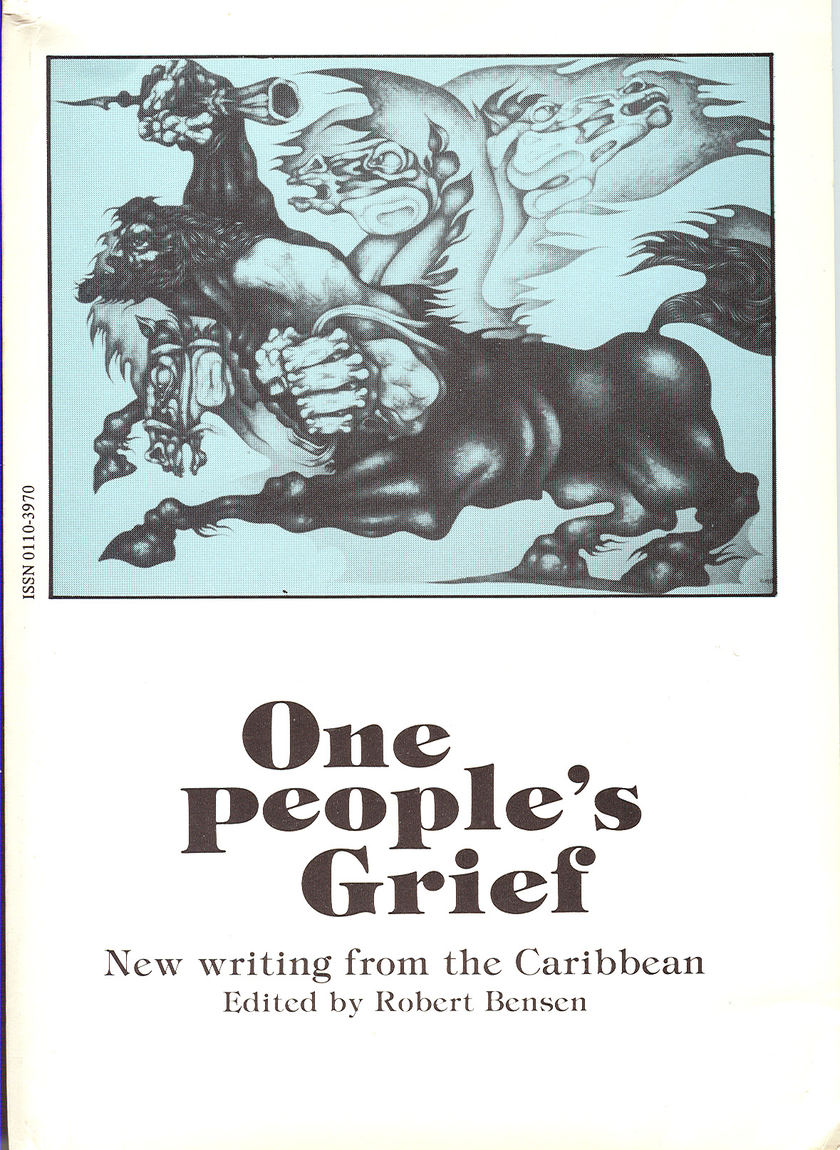 One People's Grief book cover