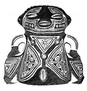 Orenoque Wetumka drawing