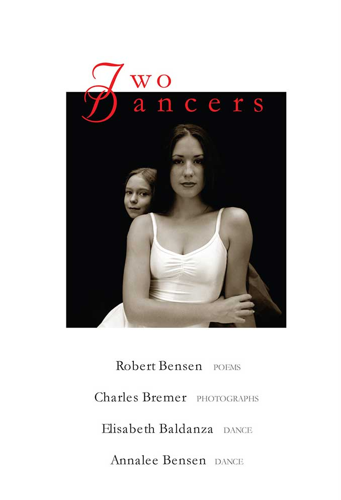 Two Dancers book cover